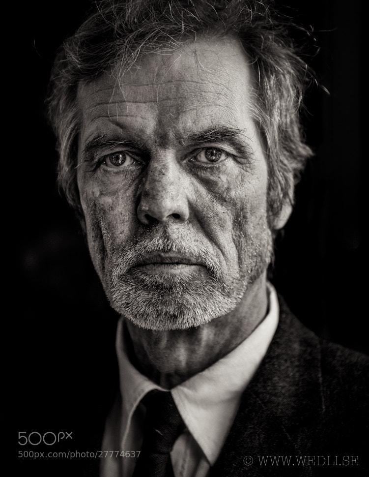 Photograph Mr Bengt by Mats  Schöld on 500px