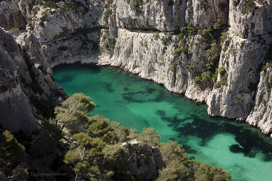 Photograph Calanques de Cassis by Dominique Merot on 500px