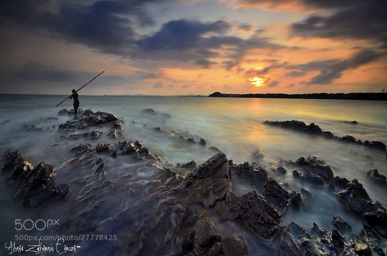 Photograph ::. Traditional Fisherman .:: by Ahmad Zulharmin Fariza on 500px