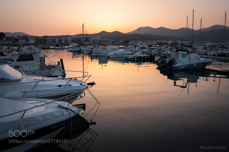 Photograph LLança - El puerto by Nicolas SALVA on 500px