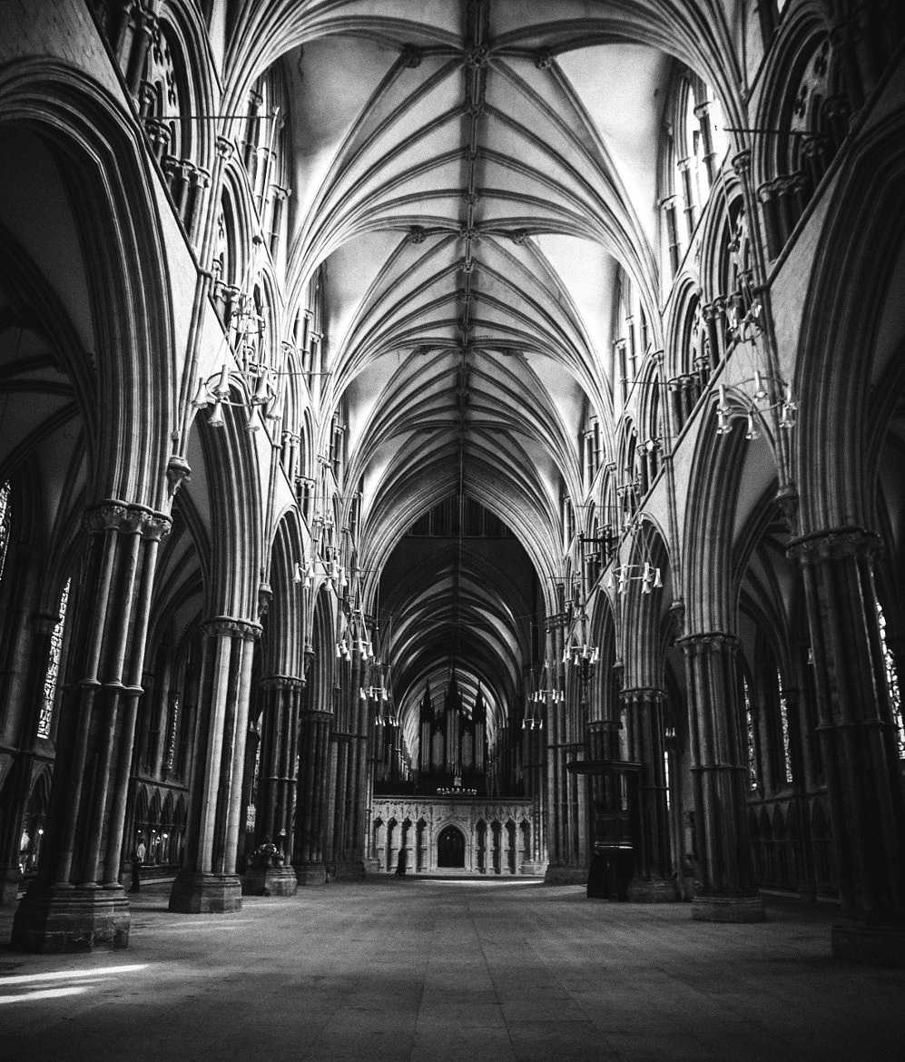 Photograph Lincoln Cathedral (England) by Oscar Gomez on 500px