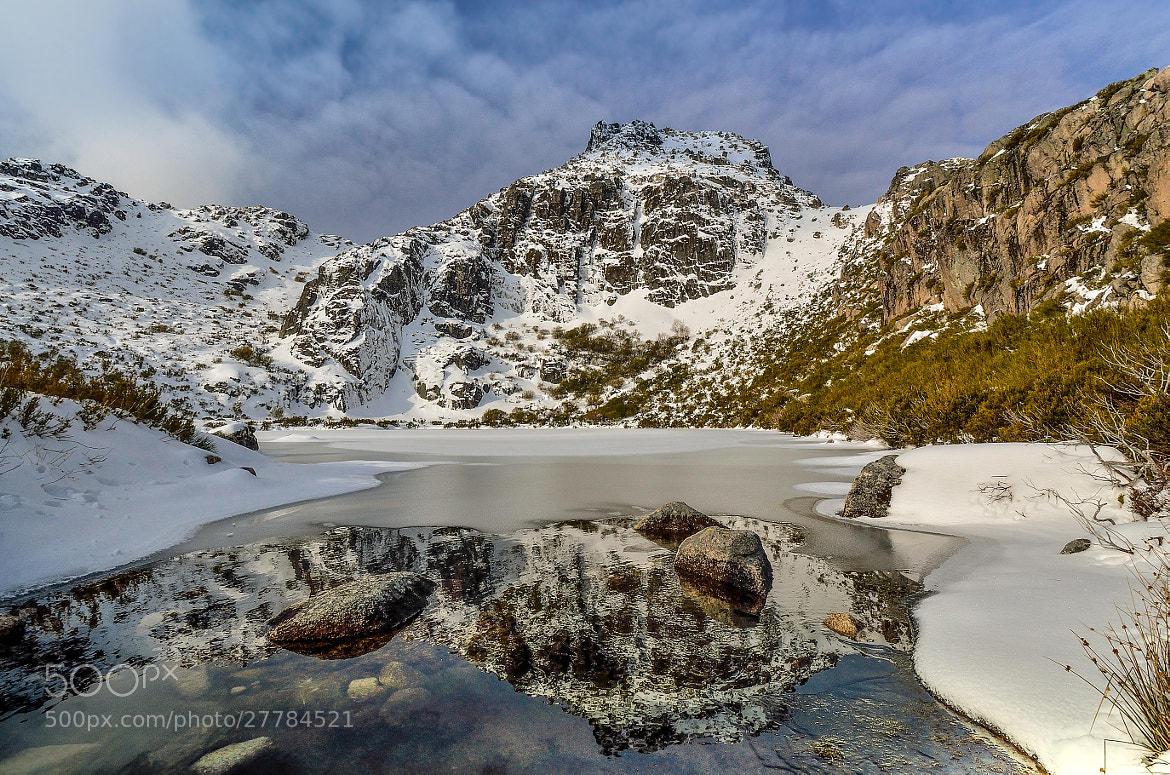 Photograph lagoa do cantaro (serra da estrela) by luciano magno on 500px