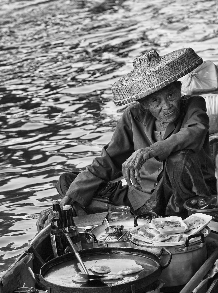 Photograph Floating market ll by Wenche Aune on 500px
