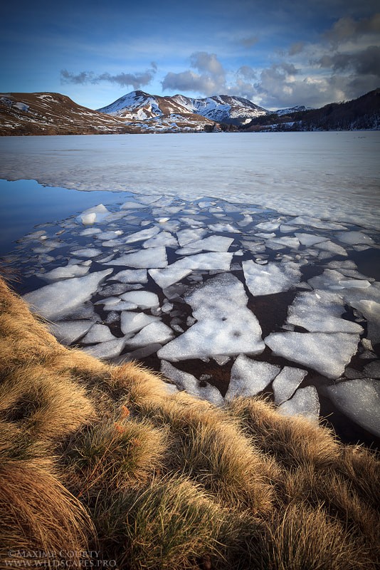 Photograph Floe on the Lake by Maxime Courty on 500px