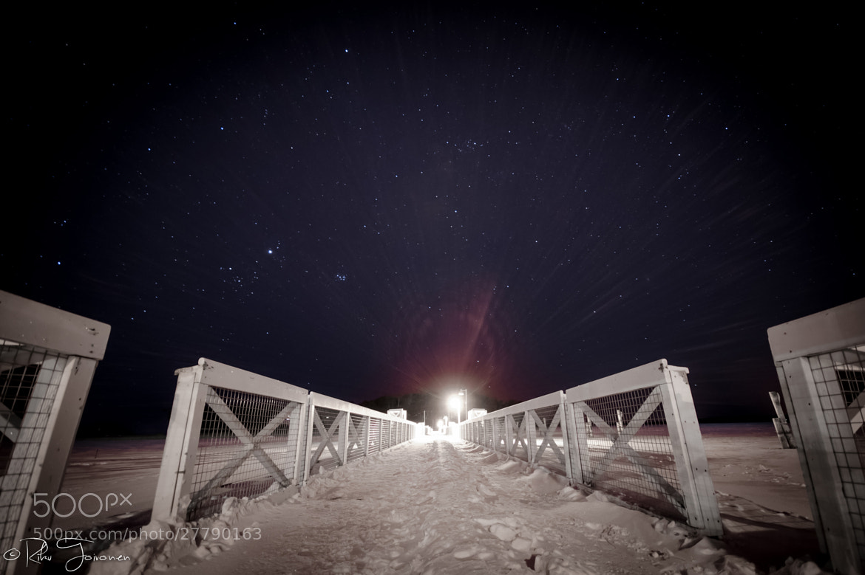 Photograph Starry Night by Riku Toivonen on 500px