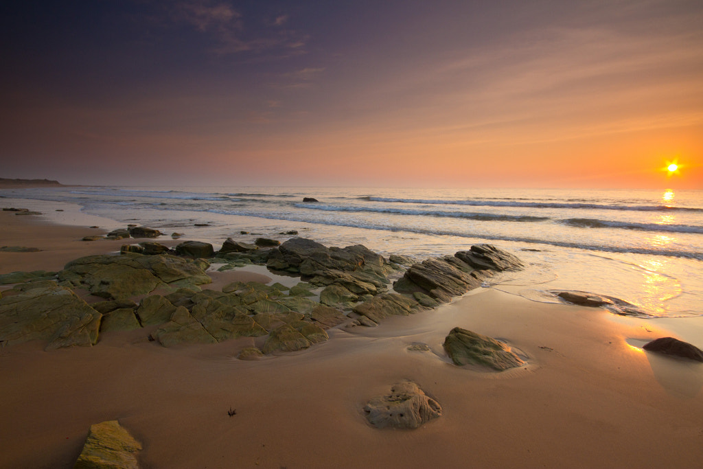 Photograph Sun Kissed Sands by Simon Cameron on 500px