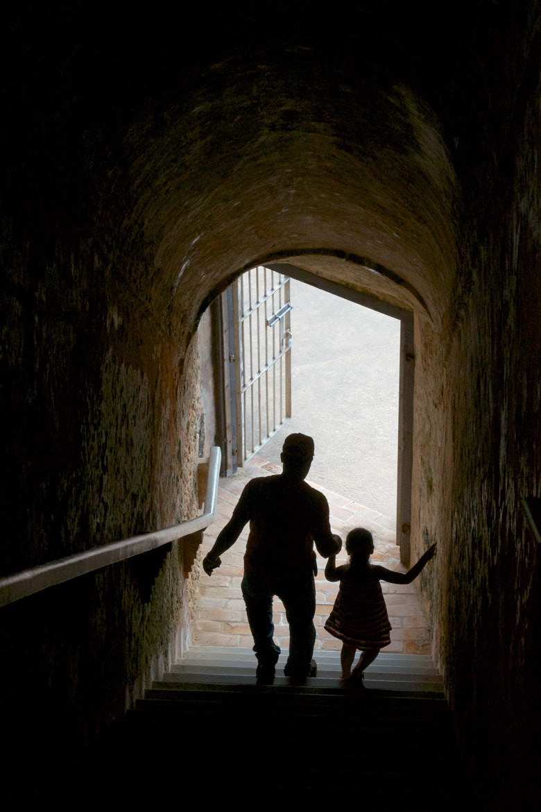 Photograph Father & daughter by Tim Rust on 500px