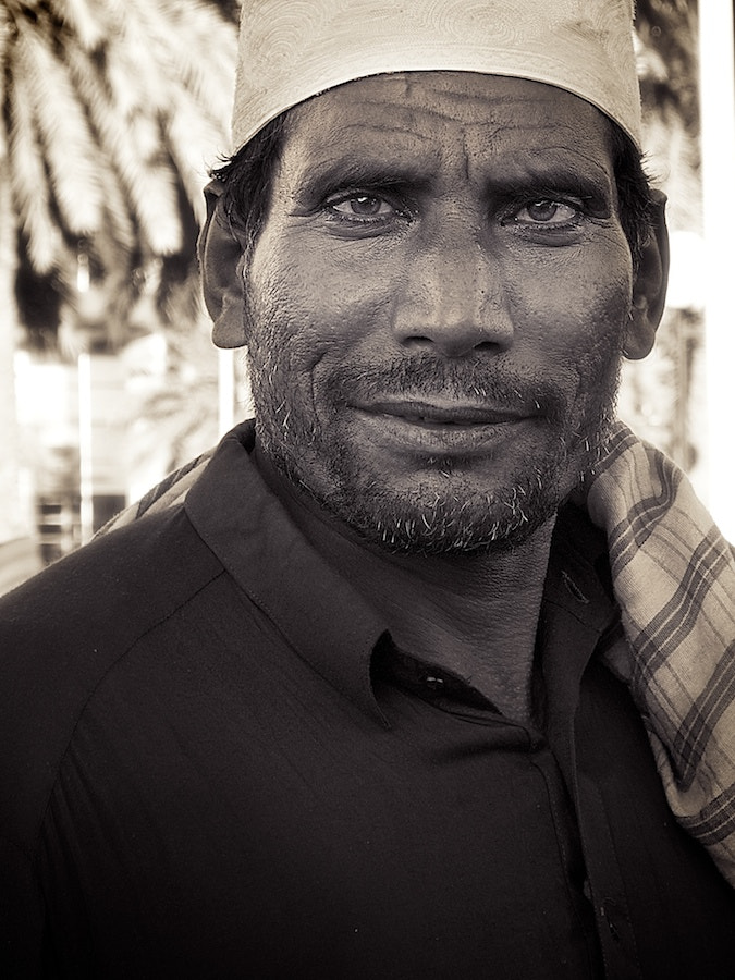 Photograph Dubai Creek Docks - Local Portrait by Sean Cheng on 500px