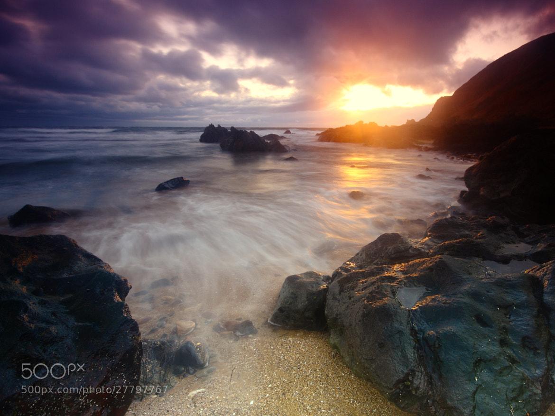 Photograph Stormy Seas by Simon Cameron on 500px