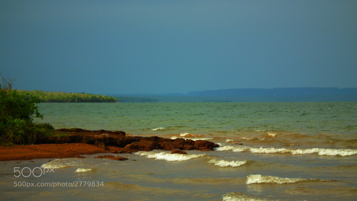 Photograph Grandes Ondas no Tocantins by Eduardo Rolim on 500px