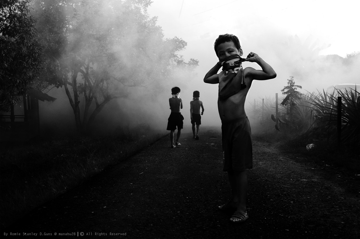 Photograph Anonymous by Romie Stanley .D.Guns on 500px