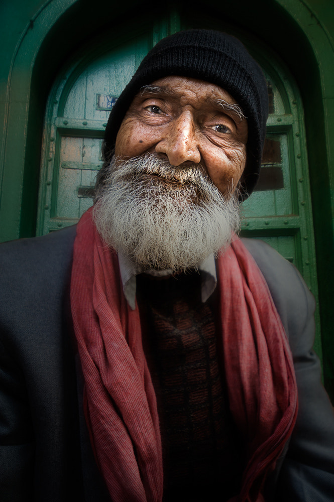 Photograph Street Portrait - Old Delhi, India by ian mylam on 500px