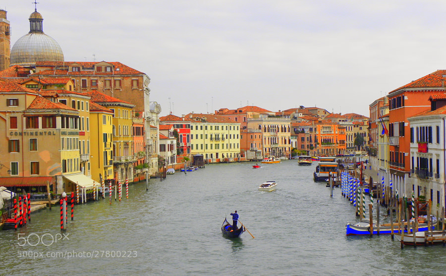 Venice by Kunal  (kunald)) on 500px.com