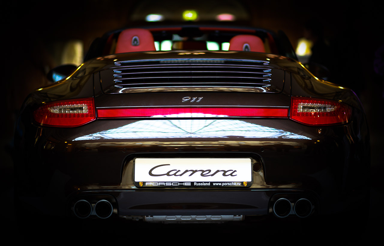Photograph Porsche 911 Carrera by Dmitriy Voronin on 500px