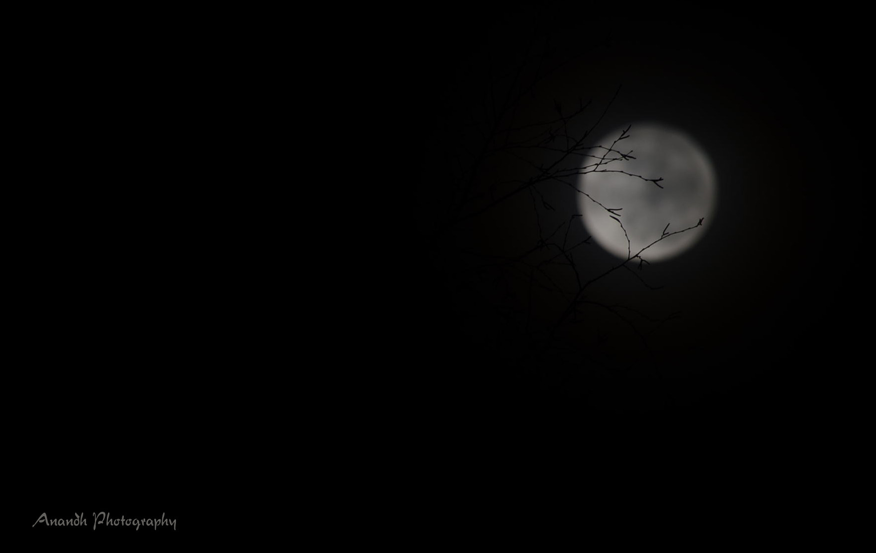 Photograph Moon by Anandh Manoharan on 500px