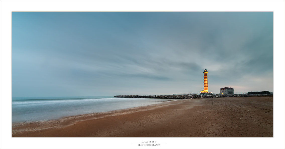 Photograph The Jesolo light house by Luca Plett on 500px