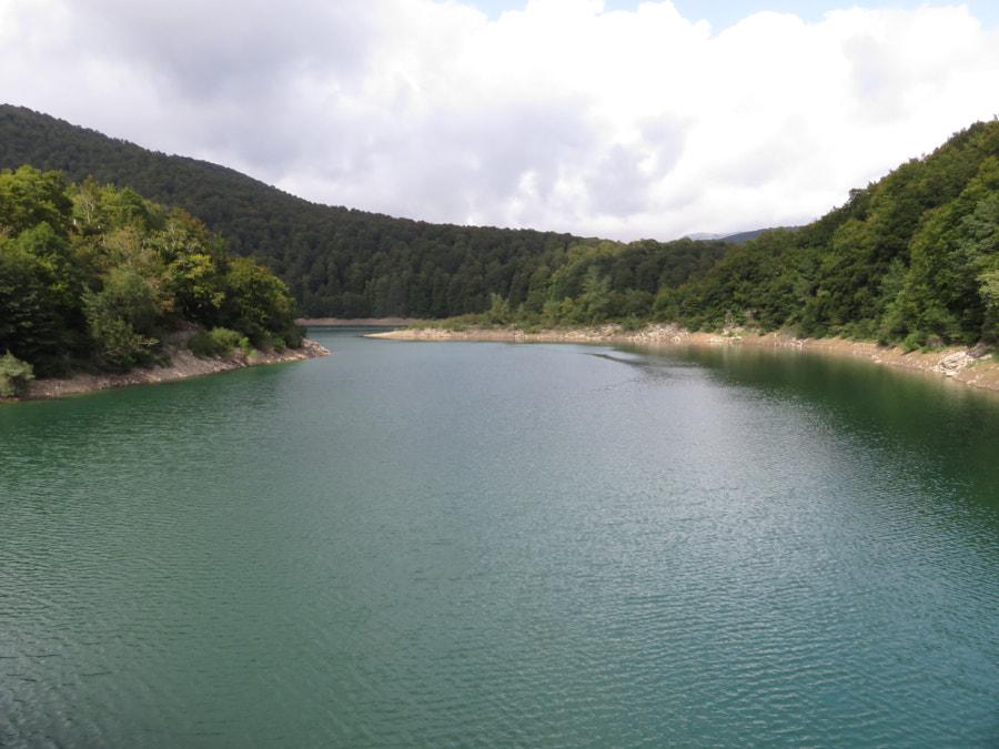 Lac d'Irabia de Alex Bouvet sur 500px.com