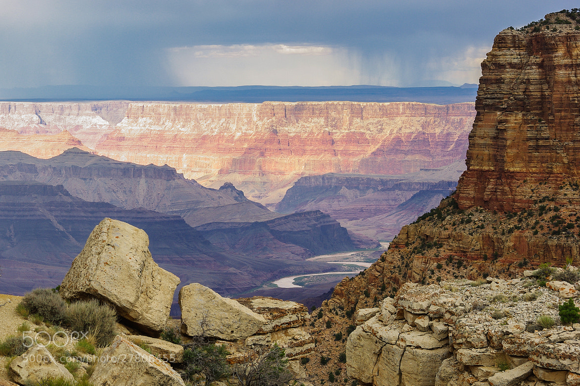 Photograph East Rim, Grand Canyon by James Clear on 500px