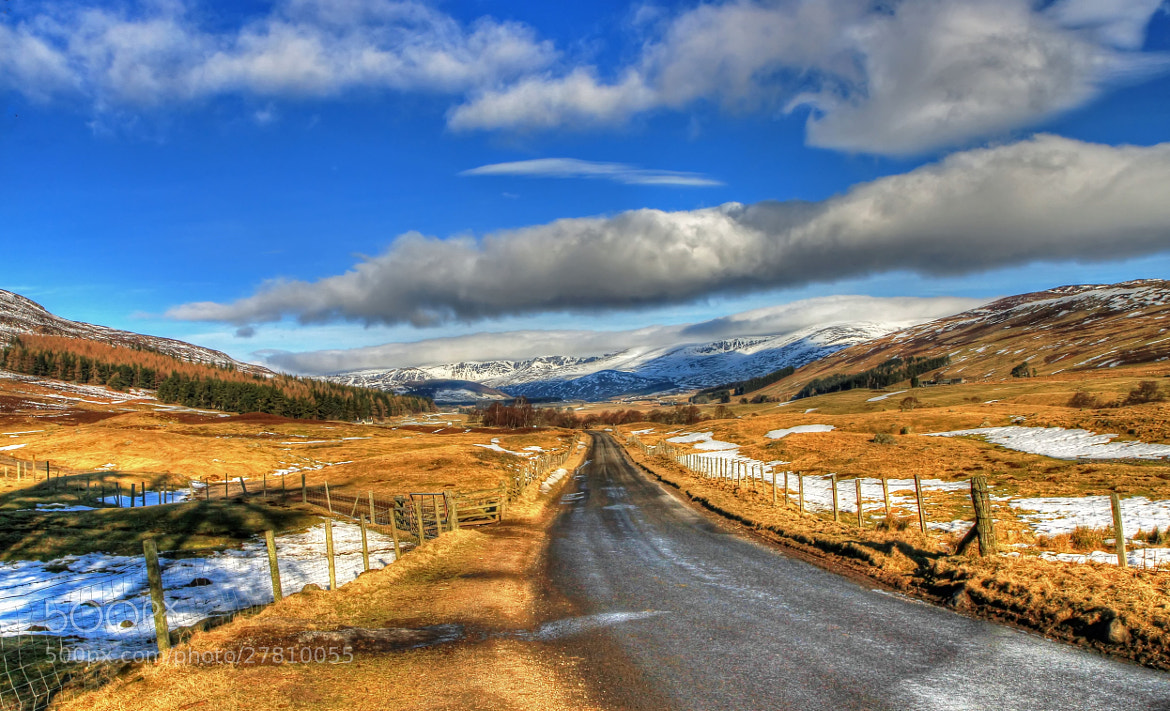 Photograph Day In Glen Clova by Hilda Murray on 500px