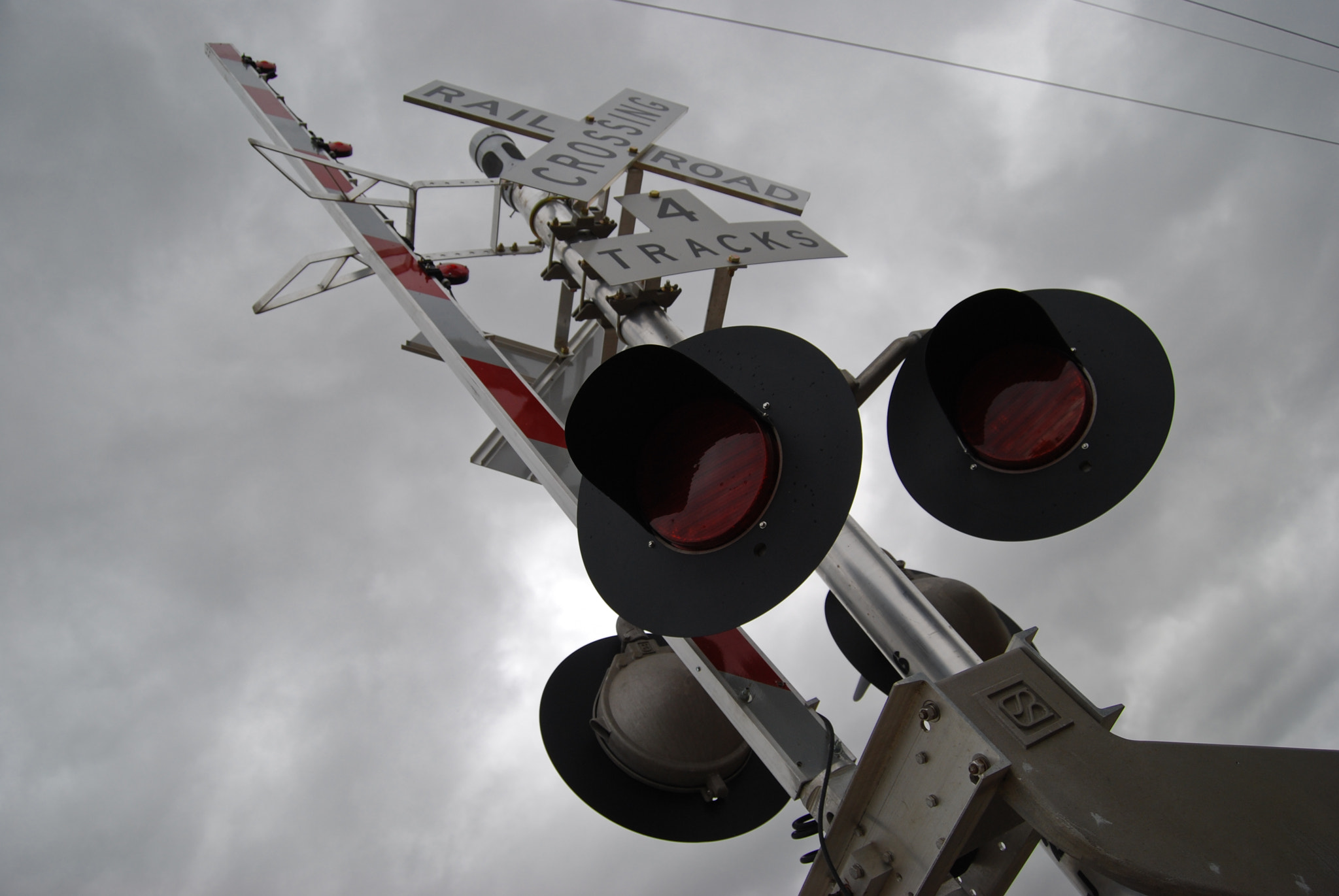 Photograph Railroad Crossing by Kevin Stovall on 500px