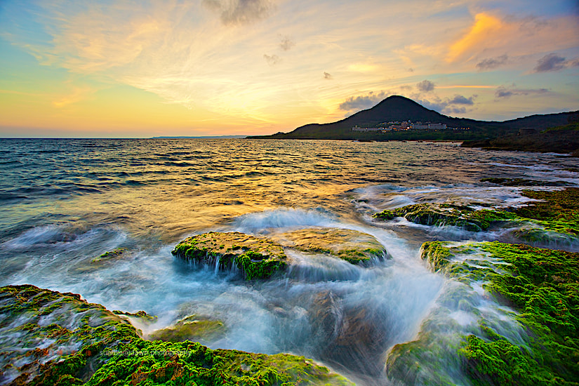 Photograph Mossy Coral Reefs 青苔の礁 by SUNRISE@DAWN photography 風傳影像 on 500px