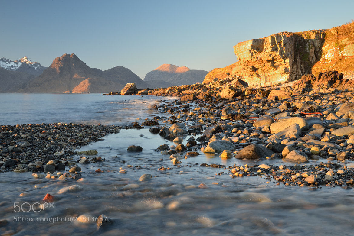 Photograph Sunset light at Elgol by Jon Sketchley on 500px