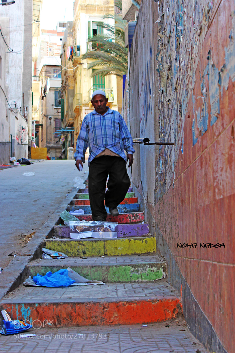 Photograph steps .. by Noha Nader on 500px