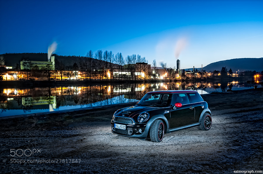 Photograph MINI COOPER S by Simon Geis on 500px