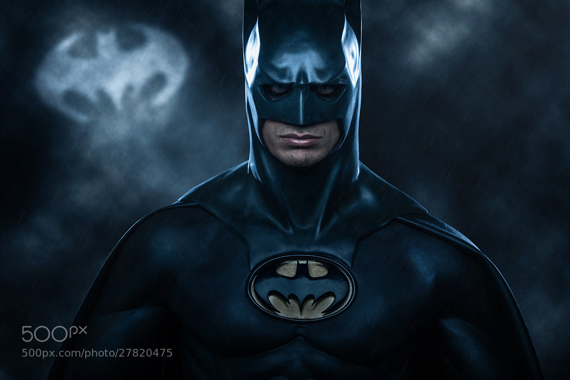 Photograph BATMAN by Calvin Hollywood by Calvin Hollywood on 500px