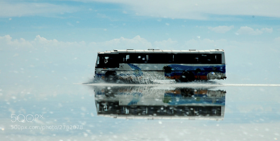 Desert Bus by Andrew Evans (AndrewEvans) on 500px.com