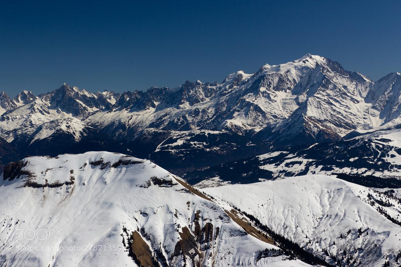 Photograph Mont-Blanc by Julien LAURENT on 500px
