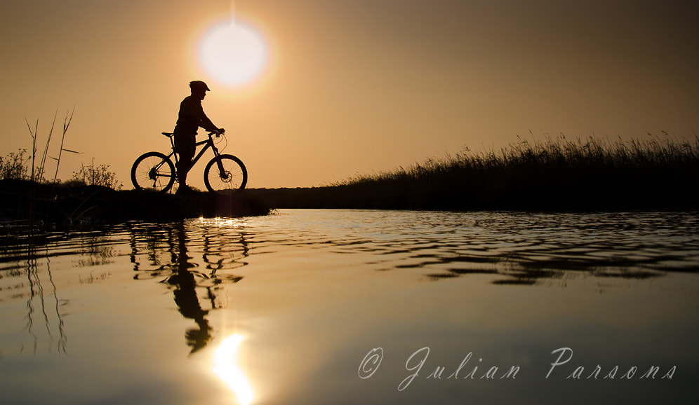 Photograph Cycle next to the Hluhluwe River by Julian Parsons on 500px