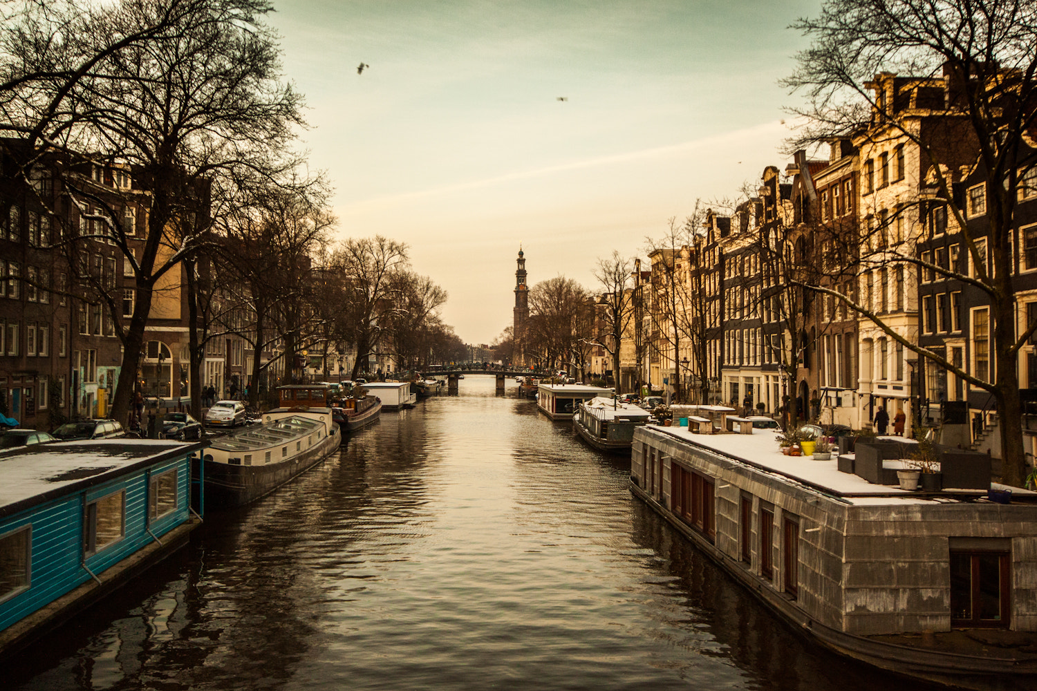Photograph Amsterdam life by Bimal Tailor on 500px