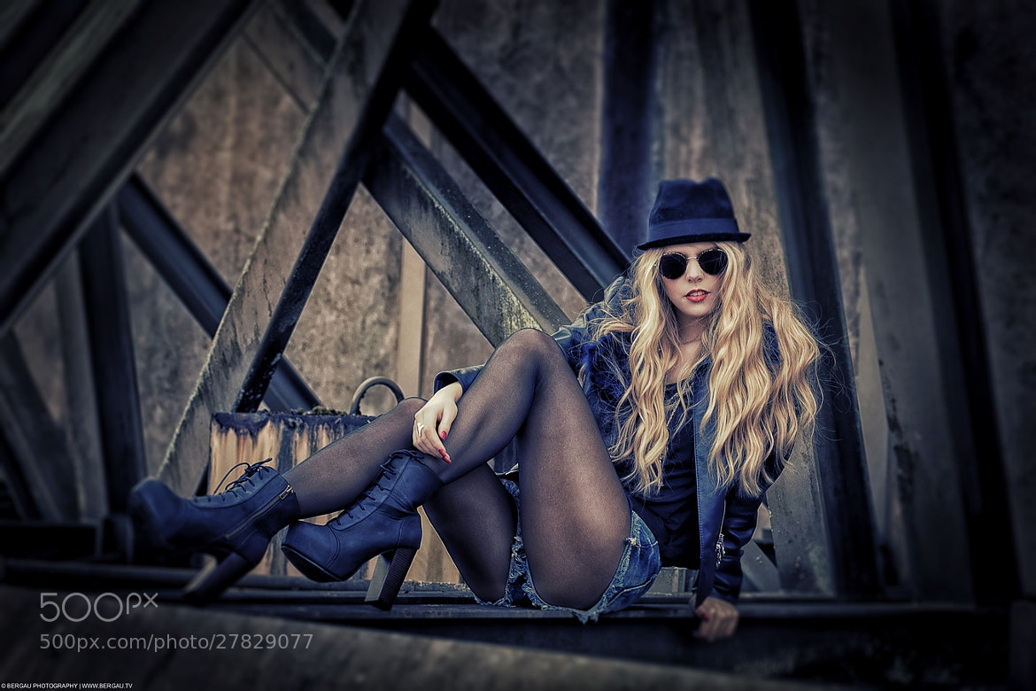 Photograph Sina by Bergau Photography on 500px