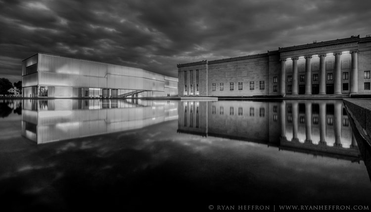 Photograph The Museum by Ryan Heffron on 500px