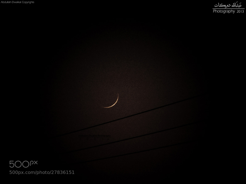 Photograph :) ~  by Abdullah Dwaikat on 500px