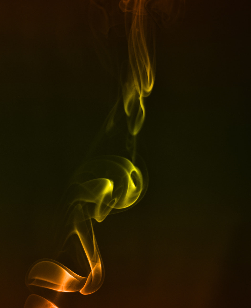 Photograph Smoky Fire by BacardiCocktail on 500px