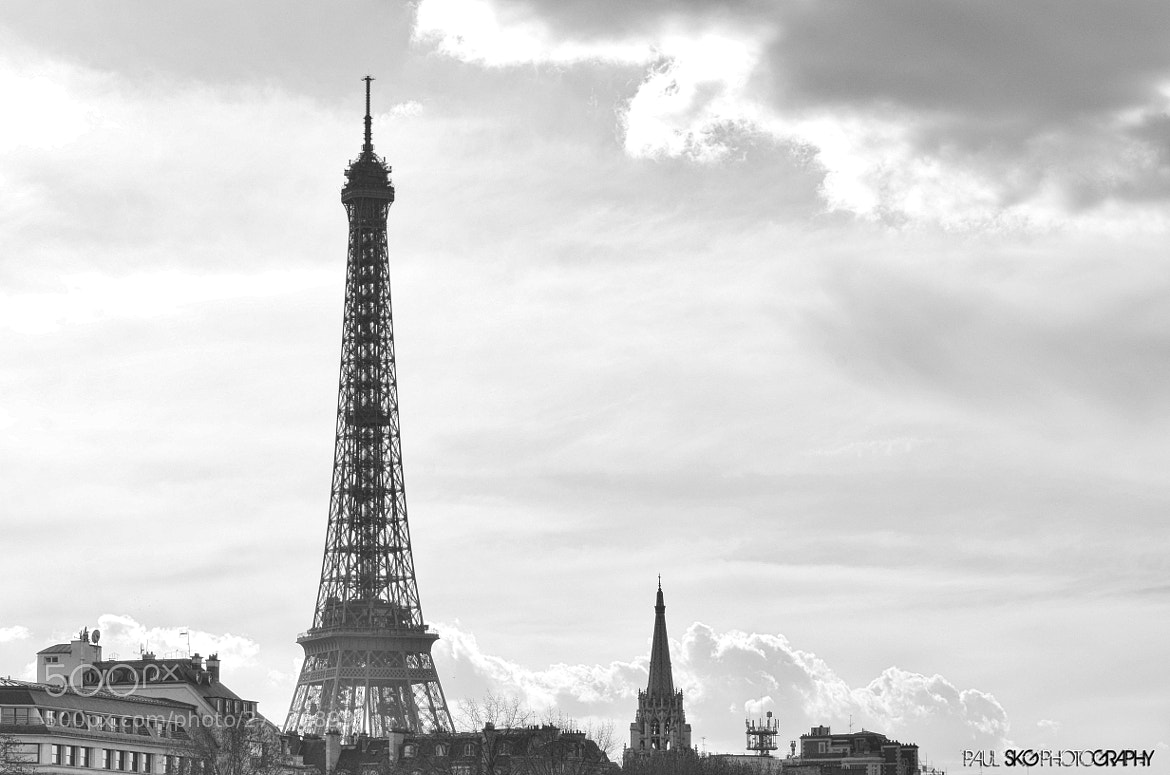 Photograph Eiffel Tower by Paul SKG Photography on 500px