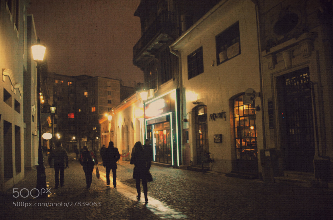 Photograph Strangers in the night by Ioana San on 500px