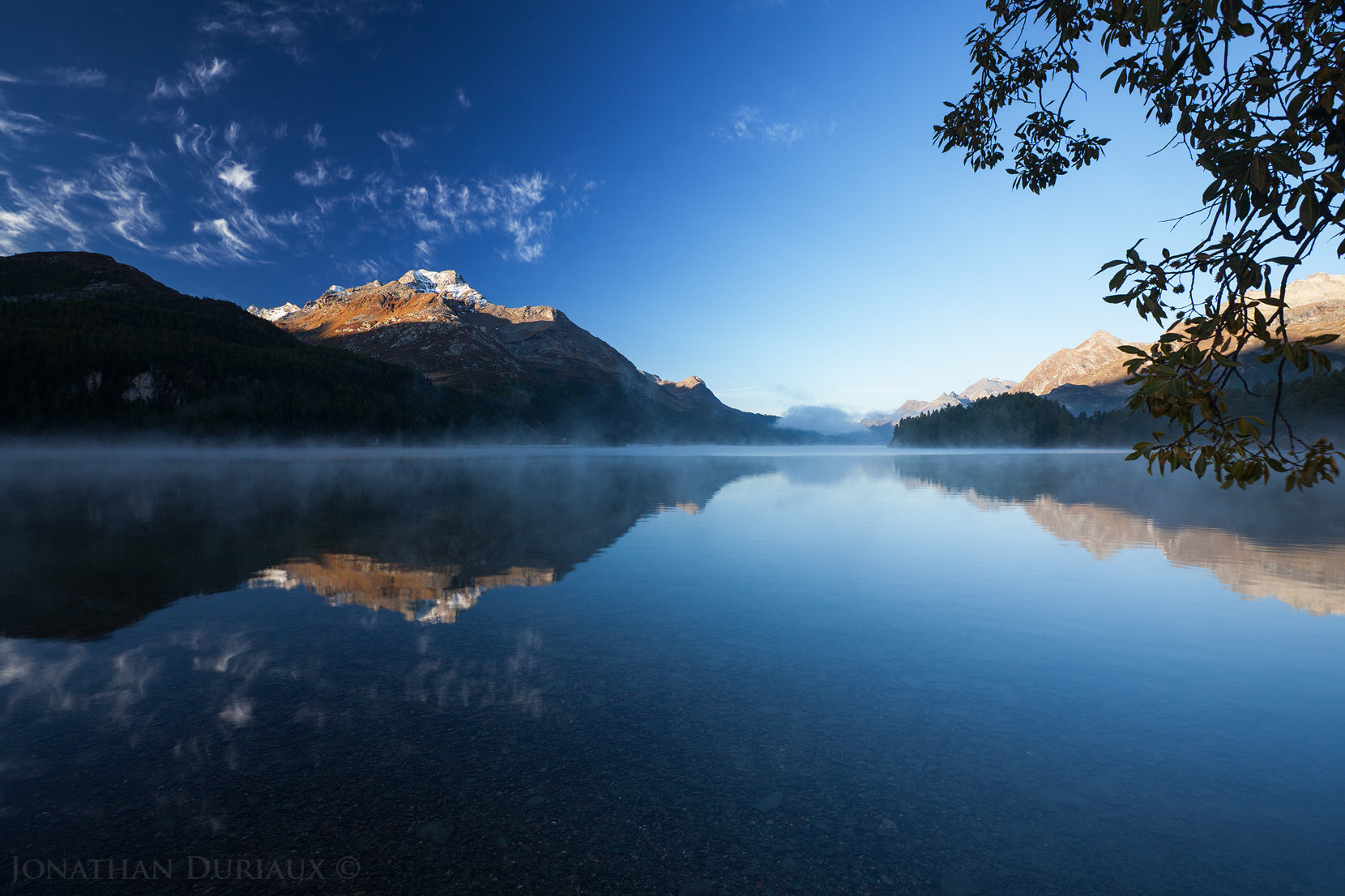 Photograph Engadin - Switzerland by Jonathan Duriaux on 500px