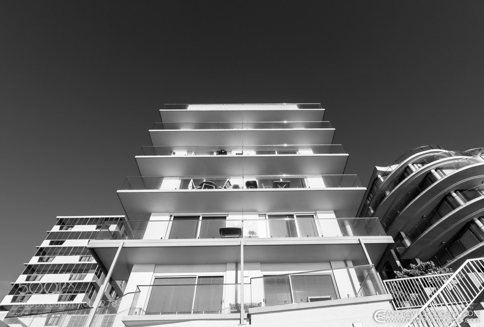 Photograph Architectural lines in Cronulla by &rü C on 500px