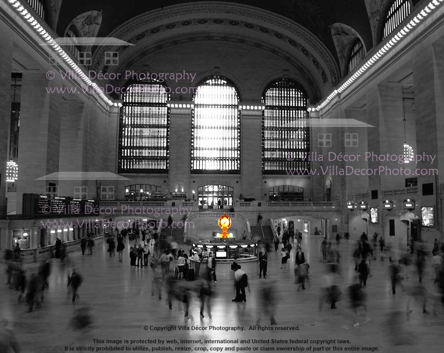 Photograph Grand Central Movement by Villa Décor Photography on 500px