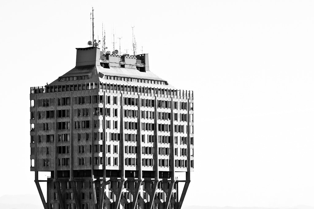 Photograph Torre Velasca by Alessandro D'Ostilio on 500px