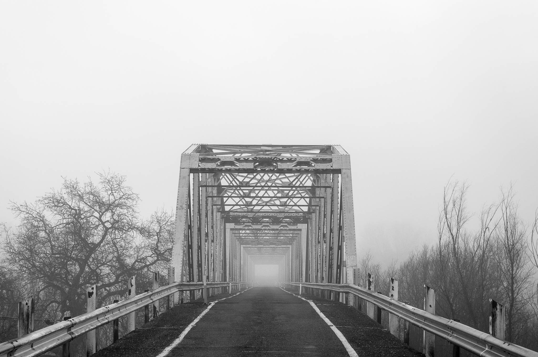 Photograph Over Here (Jellys Ferry Bridge) by Eric Leslie on 500px