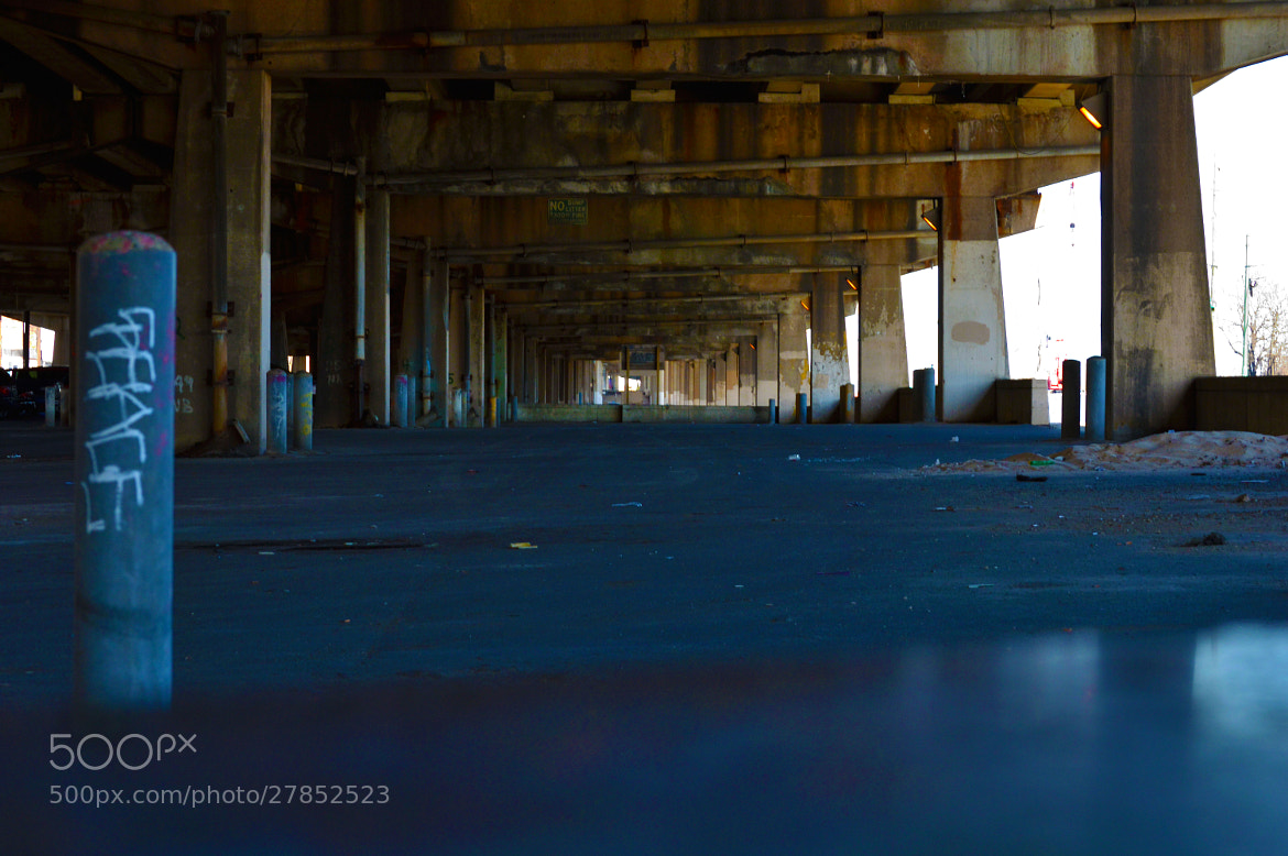Photograph Under The Highway by Joe Kennedy on 500px