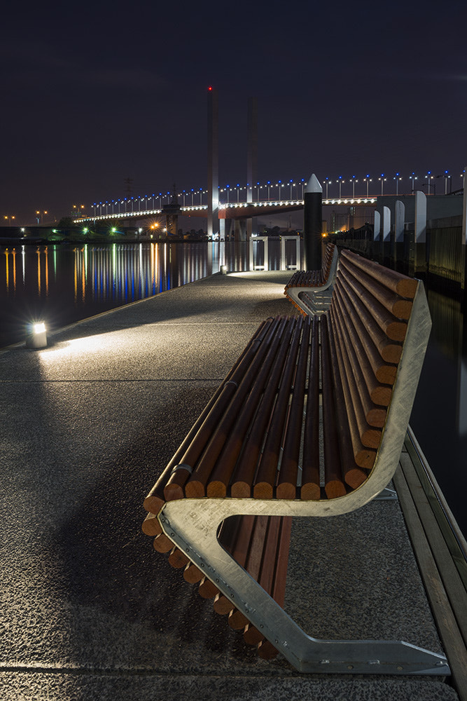 Photograph Bendy Benches by Dave Cox on 500px