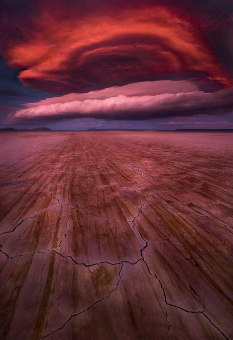 Fireball by Marc Adamus on 500px.com