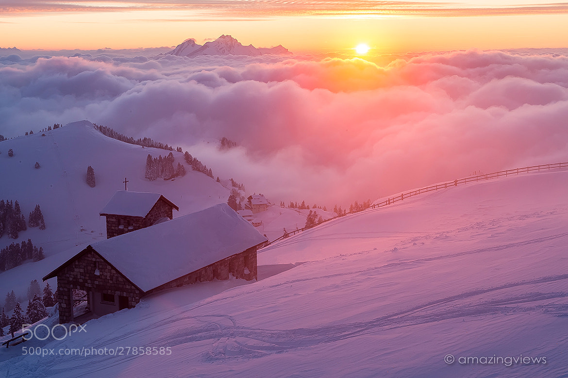 Photograph Rigi Sunset by Amazing Views Photography on 500px