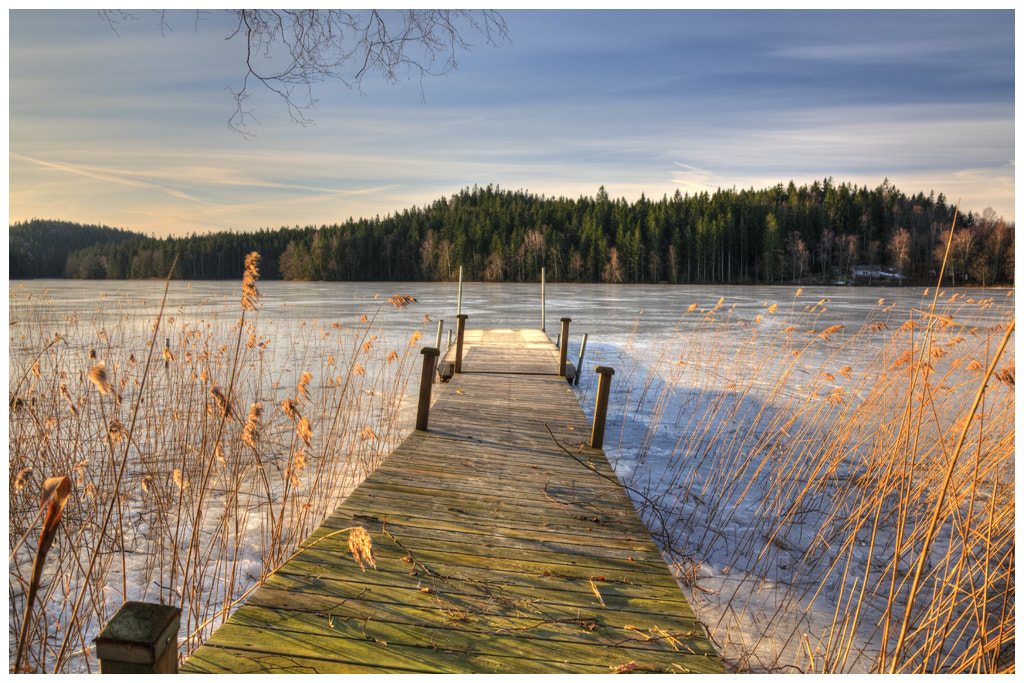 Photograph Stuck in winter's grip... by Almqvist Photo on 500px
