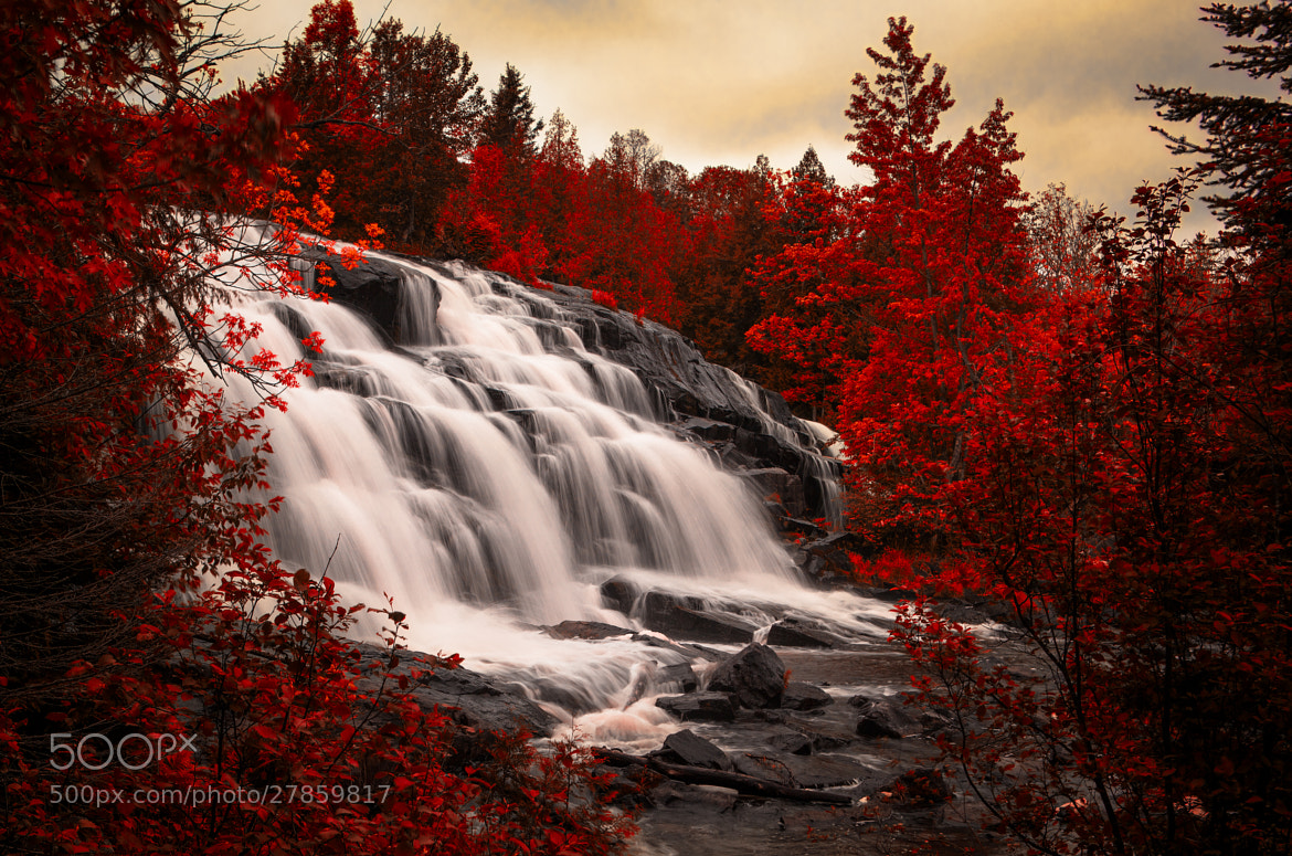 Photograph Bond Falls by Brian Behling on 500px